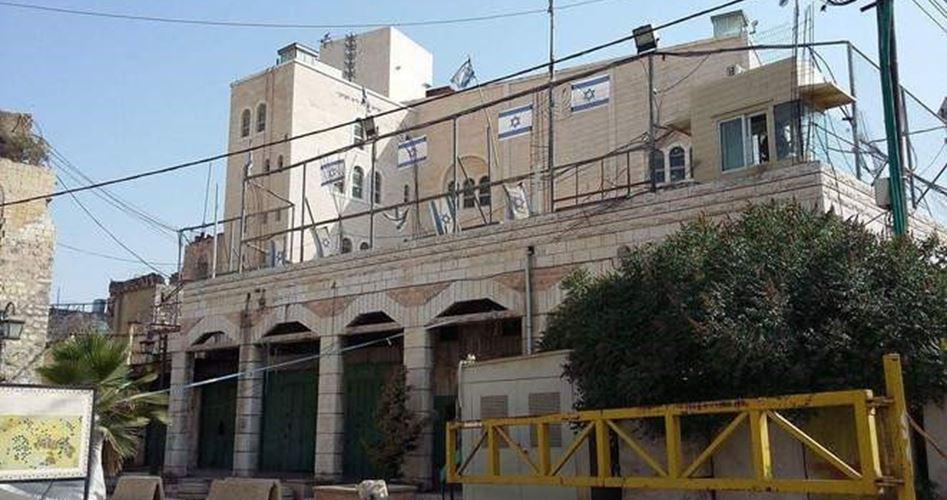 Branchement d'Hébron et mise en service