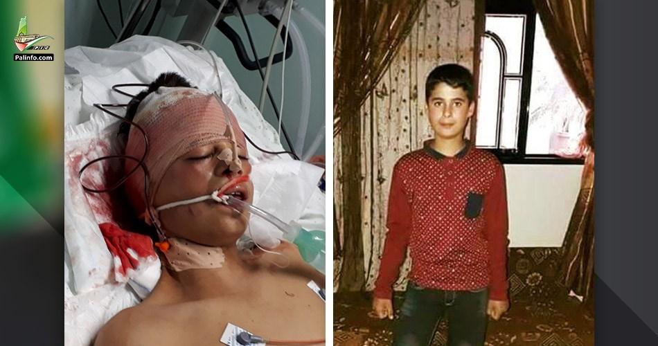 Azzam Oweida, 15ans, décède de ses blessures